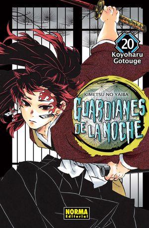 GUARDIANES DE LA NOCHE 20