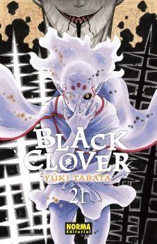 BLACK CLOVER 21