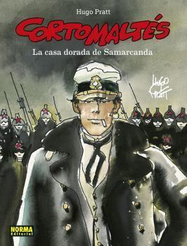 CORTO MALTES - LA CASA DORADA DE SAMARCANDA ( ED COLOR )