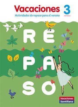 VACACIONES DE REPASO 3 PRIMÁRIA (CASTELLANO)