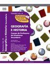 TEMARIO VOL III. GEOGRAFIA E HISTORIA