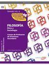 FILOSOFIA ETICA Y SOCIOLOGIA.TEMARIO VOL III