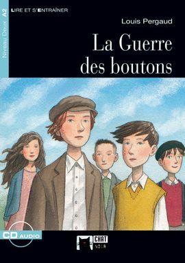GUERRE DES BOUTONS, LA (+CD)