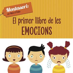 PRIMER LLIBRE DE LES EMOCIONS, EL