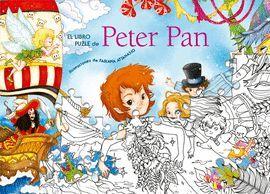 LIBRO PUZLE DE PETER PAN, EL