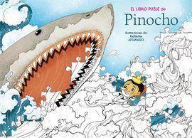 LIBRO PUZLE DE PINOCHO, EL