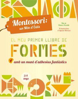 EL MEU PRIMER LLIBRE DE FORMES (VVKIDS)