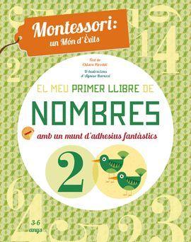 MEU PRIMER LLIBRE DE NOMBRES, EL (VVKIDS)