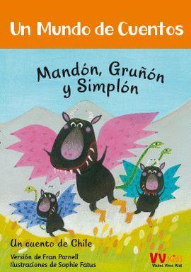 MANDON,GRUÑON Y SIMPLON