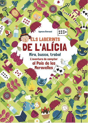LABERINTS DE L'ALICIA, ELS