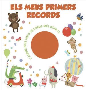 MEUS PRIMERS RECORDS, ELS (+ MANTETA PELUIX)