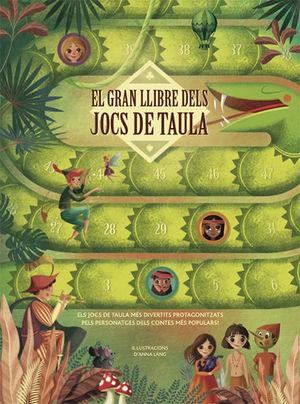 GRAN LLIBRE DELS JOCS DE TAULA, EL