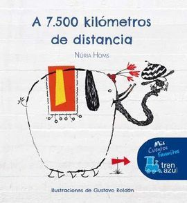 A 7.500 KILOMETROS DE DISTANCIA
