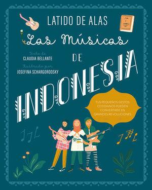 MÚSICAS DE INDONESIA, LAS