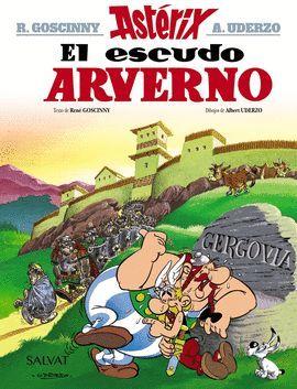 ESCUDO ARVERNO, EL