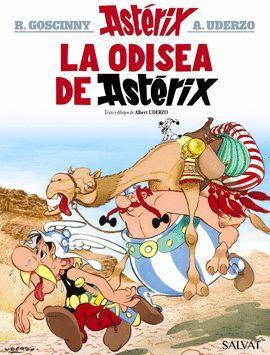 ODISEA DE ASTÉRIX, LA