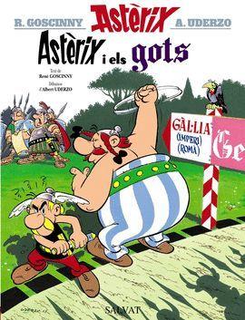 ASTÈRIX I ELS GOTS