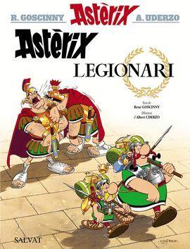 ASTÈRIX LEGIONARI