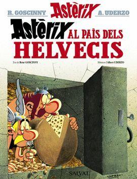 ASTÈRIX AL PAÍS DELS HELVECIS