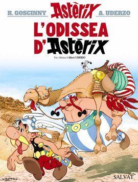 ODISSEA D'ASTÈRIX, L´