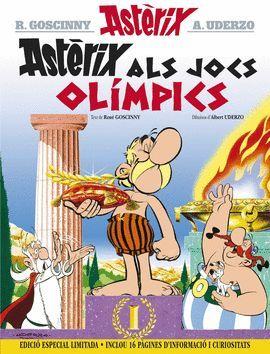 ASTÈRIX ALS JOCS OLÍMPICS.