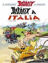 ASTÈRIX A ITÀLIA