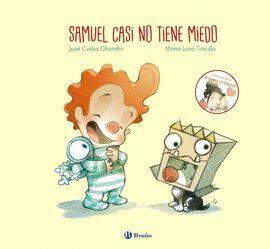 SAMUEL CASI NO TIENE MIEDO