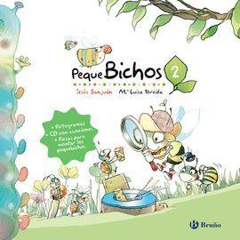 PEQUEBICHOS 2 (+CD)