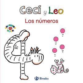 CECI Y LEO. LOS NÚMEROS