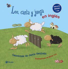LEE, CANTA Y JUEGA EN INGLÉS