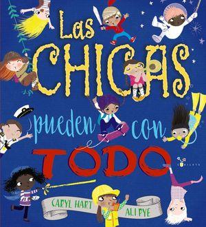 CHICAS PUEDEN CON TODO, LAS