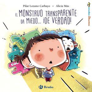 MONSTRUO TRANSPARENTE DA MIEDO... ¡DE VERDAD!, EL