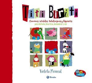 TITI BIRITI ( + CD CON CANCIONES)