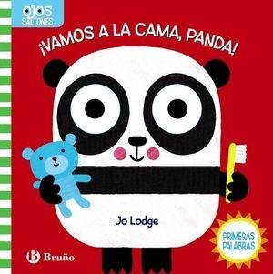 VAMOS A LA CAMA, PANDA!