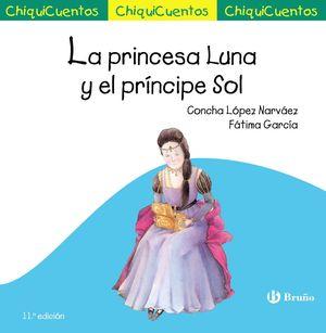 PRINCESA LUNA Y EL PRÍNCIPE SOL, LA
