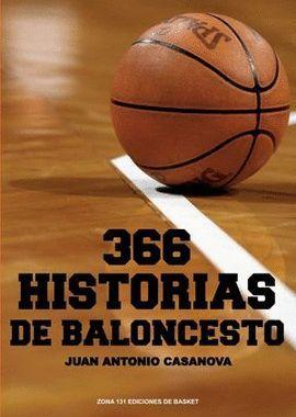 366 HISTORIAS DE BALONCESTO