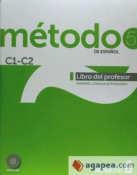 MÉTODO 5 ANAYA ELE. LIBRO DEL PROFESOR C1-C2