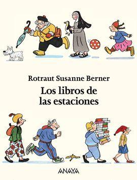 LIBROS DE LAS ESTACIONES, LOS