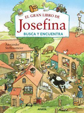 GRAN LIBRO DE JOSEFINA, EL