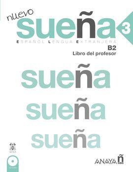NUEVO SUEÑA 3 # LIBRO DEL PROFESOR #