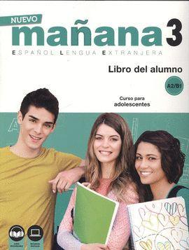 NUEVO MAÑANA 3 LIBRO DEL ALUMNO (A2/B1)
