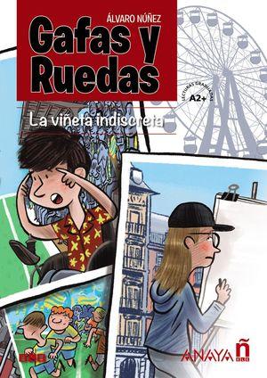 GAFAS Y RUEDAS - LA VIÑETA INDISCRETA (NIVEL: A2+)