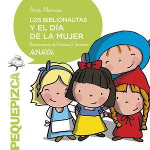 BIBLIONAUTAS Y EL DÍA DE LA MUJER, LOS