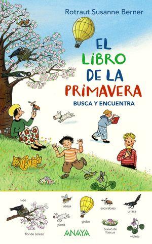 LIBRO DE LA PRIMAVERA, EL. BUSCA Y ENCUENTRA