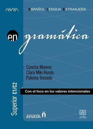 GRAMÁTICA. SUPERIOR C1/C2