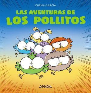AVENTURAS DE LOS POLLITOS, LAS