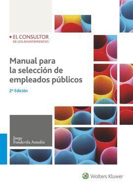 MANUAL PARA LA SELECCION DE EMPLEADOS PUBLICOS ( ED.)2ª