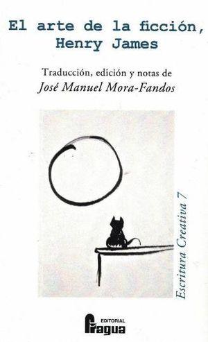 ARTE DE LA FICCIÓN, HENRY JAMES, EL