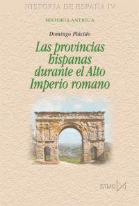 PROVINCIAS HISPANAS DURAN IMPERIO ROMANO