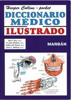 DICCIONARIO MEDICO ILUSTRADO MARBAN ( POCKET )